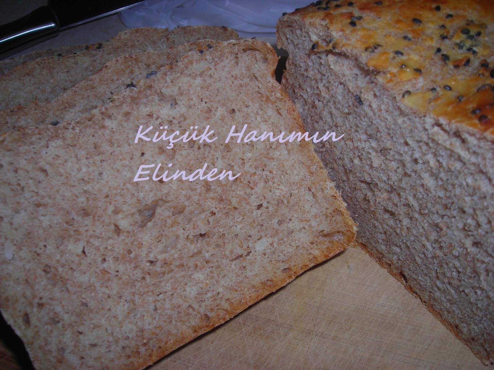Pekmezli Kepekli Ekmek