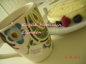 Vanilyalı Pasta Kreması (Vanilyalı Puding)