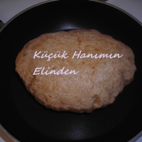 Tavada Sandviç Ekmeği (Pita)