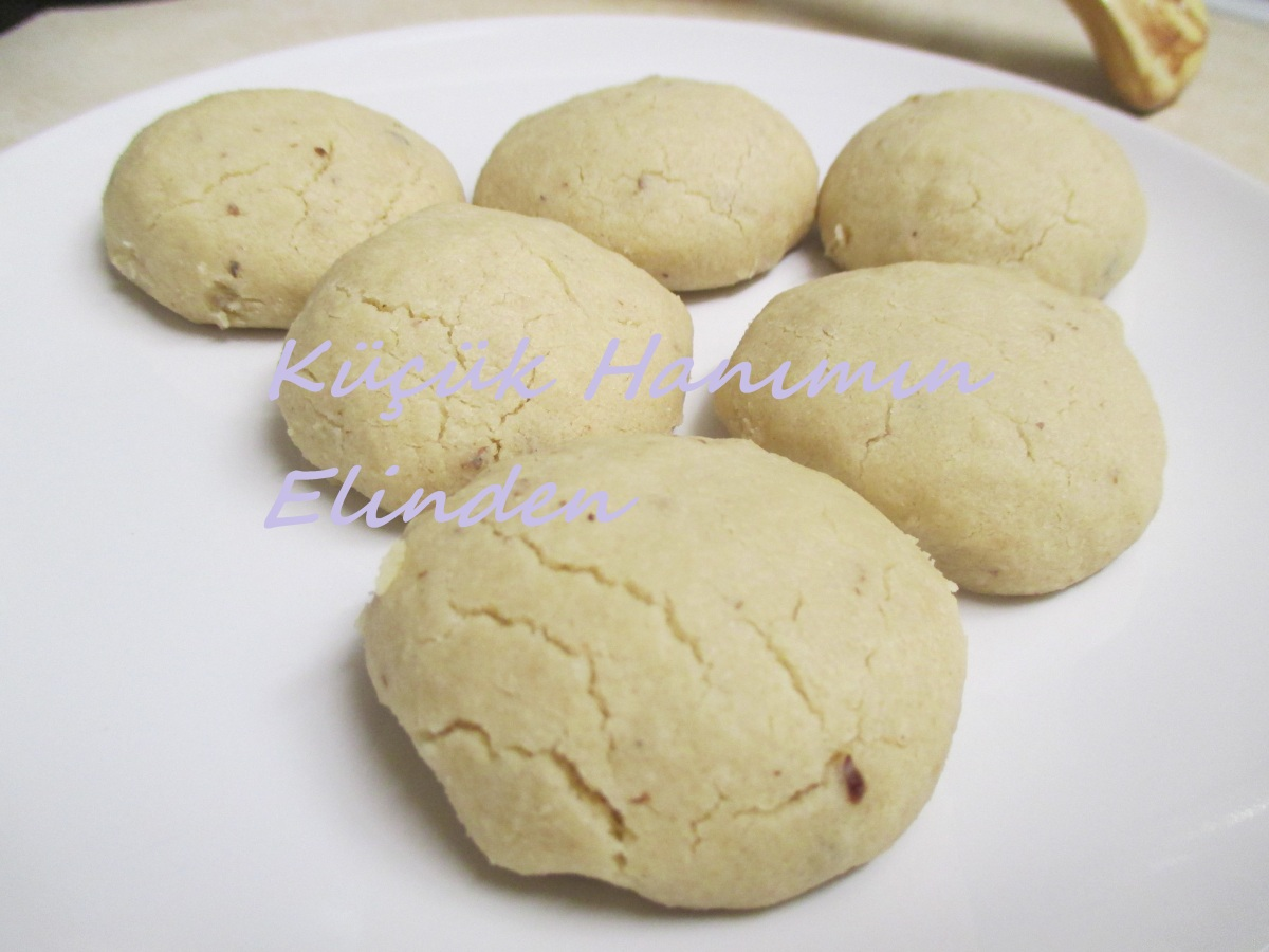 Tahinli Kurabiye (Margarinsiz)