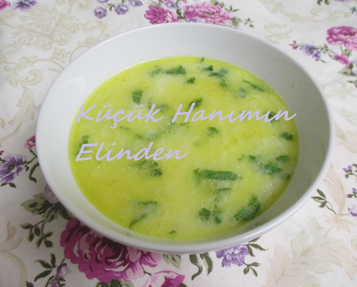 Saray Usûlü Sebze Çorbası