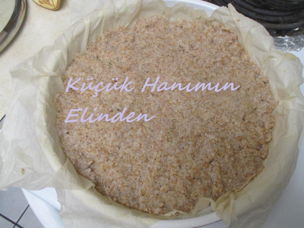 Açık İçli Köfte / Open Kibbeh