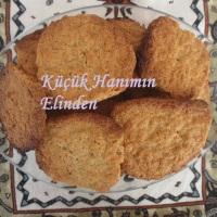 Yulaf Ezmeli Kurabiye